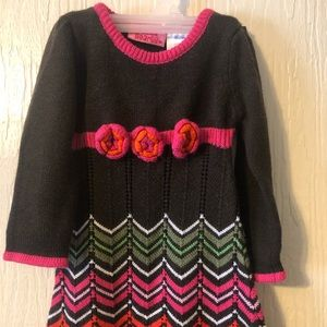**5 for $10** young hearts knit dress
